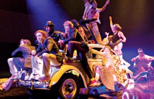 Cirque beatles