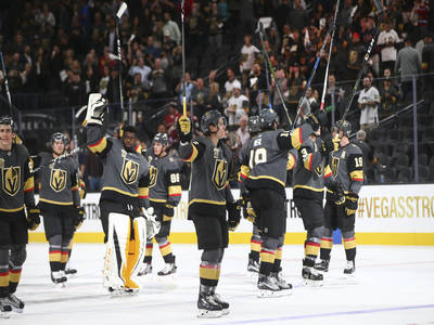 Las Vegas Knights Sports Article